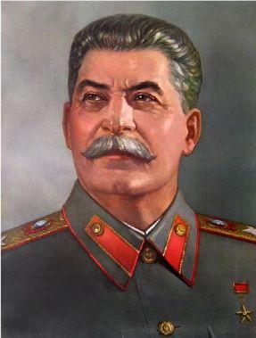 StalinPortrait