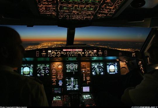cabina A 330-300